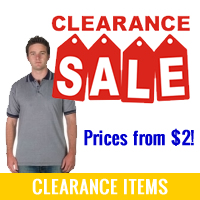 CLEARANCE-UNIFORMS