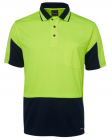 Hi Vis Polos - The Uniform Guys