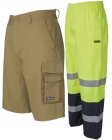 Hi Vis/Work Wear Pants & Shorts