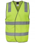 Hi Vis Safety Vests - The Uniform Guys