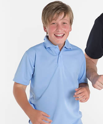 Kids Poly Polo