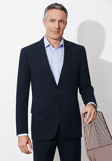 Mens 2 Button Corporate Classic Jacket