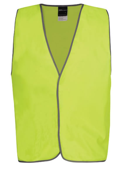 Hi Vis Safety Vest LIME