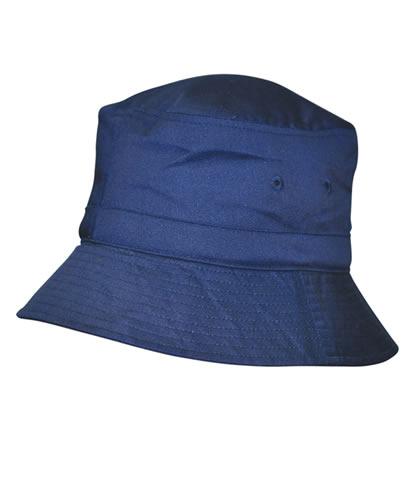 Bucket Hat With Toggle