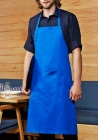 Modern Bib Apron Royal