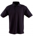 MENS DELUXE POLO - Navy