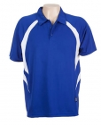 Kids Liberator Polo Royal/White