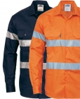 HiVis Cool-Breeze Cotton Shirt