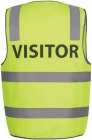 Hi Vis DN Safety Vest VISITOR