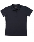 Ladies Bamboo Polo Navy