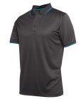 Mens Podium Jacquard Polo