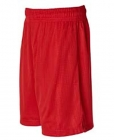 Adults Basketball Shorts Red