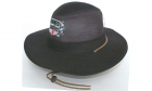 Collapsible Safari Hat Black