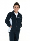 Kids Contrast Warm Up Jacket