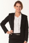 Ladies Cropped Corporate Jacket