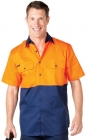 Orange/Navy Hi Vis Cool Breeze