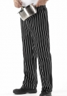 Unisex Striped Chefs Pants