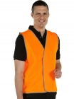 Hi Vis Safety Vest ORANGE