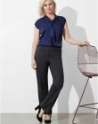 Ladies Classic Front Pants