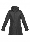 Ladies Quantum Jacket Graphite