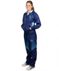 Sublimated Long Sleeve Jacket Hoodie with Kangaroo Pockets
