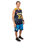 Basketball Jersey Reversible