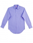 Mens Shirt L/S Blue