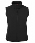 Ladies Layer Vest Black