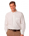 Men's Men's Washed Oxford L/S Shirt