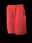 Mens Sports Shorts Red