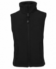 Mens Layer Vest Black