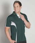 Mens Cool Contrast Polo
