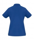 Ladies Oceana Polo French Blue Back