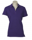 Ladies Oceana Polo Purple
