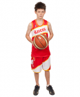 Basketball Round Neck Singlet Youth