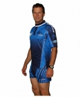 Rugby Jersey Short Sleeve with Side Panels