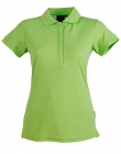 Ladies 100% Cotton Pique Polo