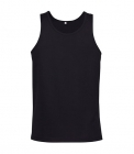 Mens Sprint Singlet Black