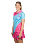 Sublimated Short Sleeve Polo Shirt