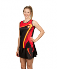 Sublimated Slim Fit Singlet