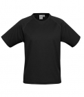 Mens Sprint Tee Black