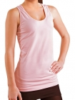 Ladies Sports Back Singlet - Gym Wear