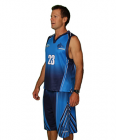 Basketball Warriors Jersey