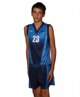 Basketball Warriors Jersey Youth