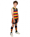 Aussie Rules Youth VNeck Guernsey
